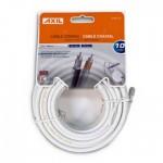 Cable Coaxial Antena Analogico 10m