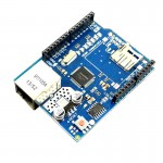 Shield Ethernet W5100 Compatible Arduino