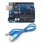 Placa Uno R3 ATmega328P Compatible Arduino
