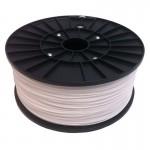 Bobina de filamento PLA 3mm Blanco 1Kg