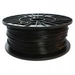 Bobina de filamento PLA 3mm Negro 1Kg