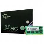 G.Skill DDR3 1600MHz PC3-12800 CL11 8GB SODIMM Para Mac