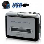 Unotec Safty Conversor Cintas Cassette USB