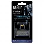 Braun 30B Recambio para Series 3/Smart Control/Syncro Pro