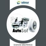 SOFTWARE AUTOSOF LICENCIA ELECTRO GESTION TALLERES