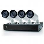 Conceptronic Kit de Videovigilancia 8 canales + 1TB HDD