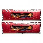 G.Skill Ripjaws 4 Red DDR4 2666 PC4-21300 8GB 2x4GB CL15