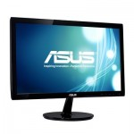 MONITOR ASUS LED 19,5 VS207NE DVI D