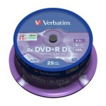 VERB-DVD 25 R DL
