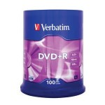 VERB-DVD+R 4.7GB 100U