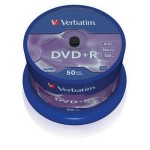 VERB-DVD+R 4.7GB 50U