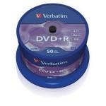 VERB-DVD+R 4.7GB 50U