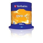 VERB-DVD-R 4.7GB 100U