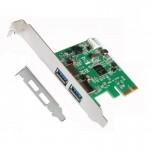 L-Link Tarjeta PCI Express USB 3.0