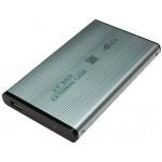 "CAJA EXTERNA 2,5"" USB2.0 SATA LOGILINK ALU UA0041A"
