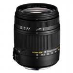 Sigma DC 3.5-6.3 18-250 OS AF HSM Macro para Nikon