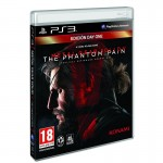 Metal Gear Solid V The Phantom Pain One Day PS3