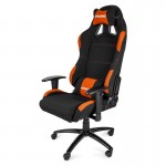 AKRACING AK-7012 Silla Gaming Negra/Naranja