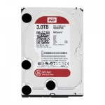 "HD 3.5"" 3TB S-ATA 3 WD 64MB DESKTOP RED"