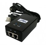ADAPTADOR UBIQUITI NETWORKS POE-24 POE 24VDC