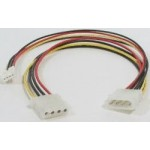 Cable Alimentación MOLEX de 5.25 a 3.5+5.25
