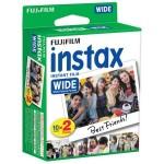 Fujifilm 2x1 Instax 210 Film (20 fotos)