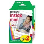 Fujifilm 2x1 Instax Film Mini (20 fotos)