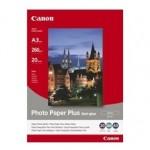 PAPEL CANON PLUS SG-201-A3+ SATINADO 20HOJAS