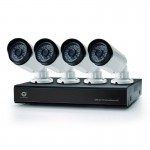 Conceptronic Kit de Vigilancia de 4 Canales + 1TB