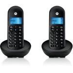TELEFONO MOTOROLA T102 NEGRO