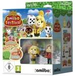 Nintendo Animal Crossing Amiibo Festival + 3 Tarjetas + 2 Figuras