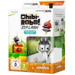 Chibi-Robo! Zip Lash 3DS + Amiibo