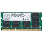 G.Skill SO-DIMM DDR3L 1333 PC3-10666 8GB CL9