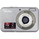Rollei Compactline 52 5MP Gris