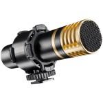 Walimex Pro Stereo Direct Micrófono para DSLR