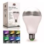 Conceptronic Lámpara Táctil con Altavoz Bluetooth