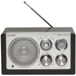 Denver Electronics TR-61 Radio AM/FM/AUX Negra