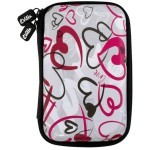 EVitta Crazy Hearts Funda para HDD 2.5""