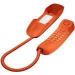 Telefono fijo DA210 naranja