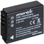 Eneride E Pan CGA-S007E Bateria para Panasonic TZ
