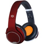 AURICULARES CONCEPTRONIC BLUETOOTH ROJO