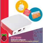 PcCom Raspberry Pi 3 16GB Blanca