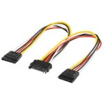Cable sata gembird cc-satam2f-01 macho-hembra 2