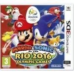 Mario & Sonic en los Juegos Olímpicos: Rio 2016 3DS
