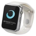 """Brigmton BT4 SmartWatch mSim 1.54"""" Blanco"""