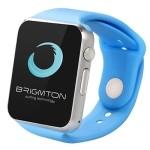 """Brigmton BT4 SmartWatch mSim 1.54"""" Azul"""