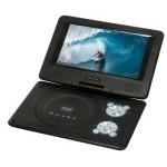 """Brigmton Reproductor DVD Portátil 9"""" USB"""