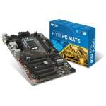 PB MSI 1151 H110 PC MATE ATX