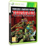 Teenage Mutant Ninja Turtles : Mutantes en Manhattan Xbox 360