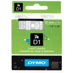 DYM-CINTA D1 12X7 BLANCO-TRA